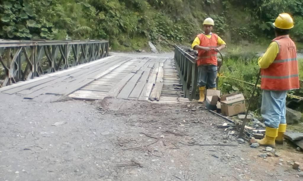 En estos últimos días se han realizado trabajos de mantenimiento de la infraestructura.