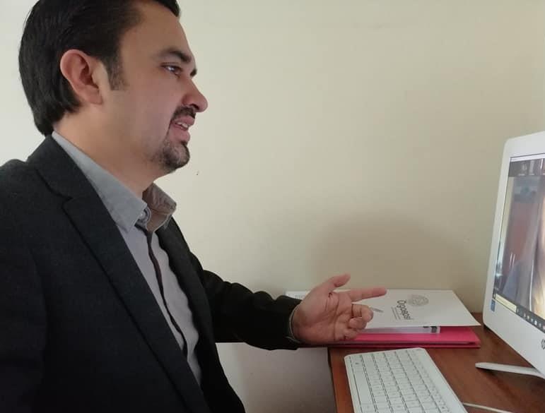 Iván Villarreal Morán dirige Orgaepsi.