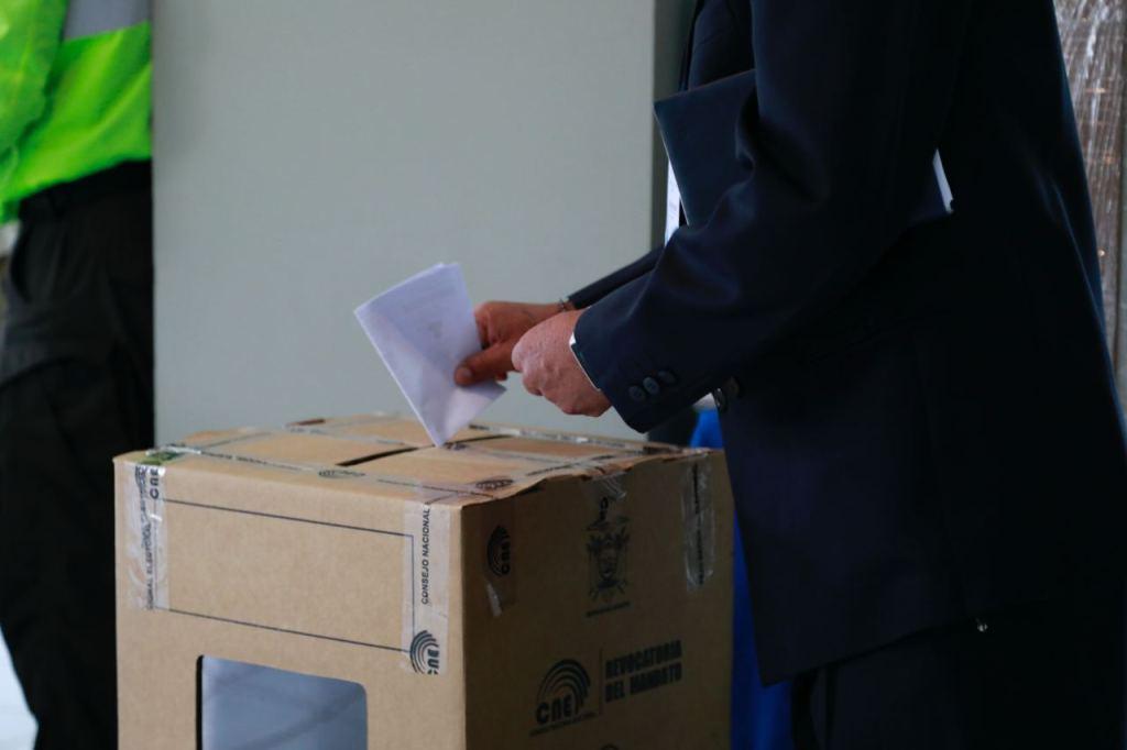 Los habilitados pueden acudir a las urnas portando la cédula ciudadanía.