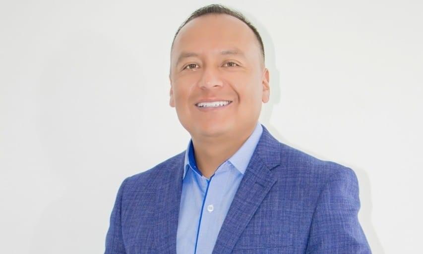 Juan Carlos Maldonado, director provincial de la Agencia Nacional de Tránsito.