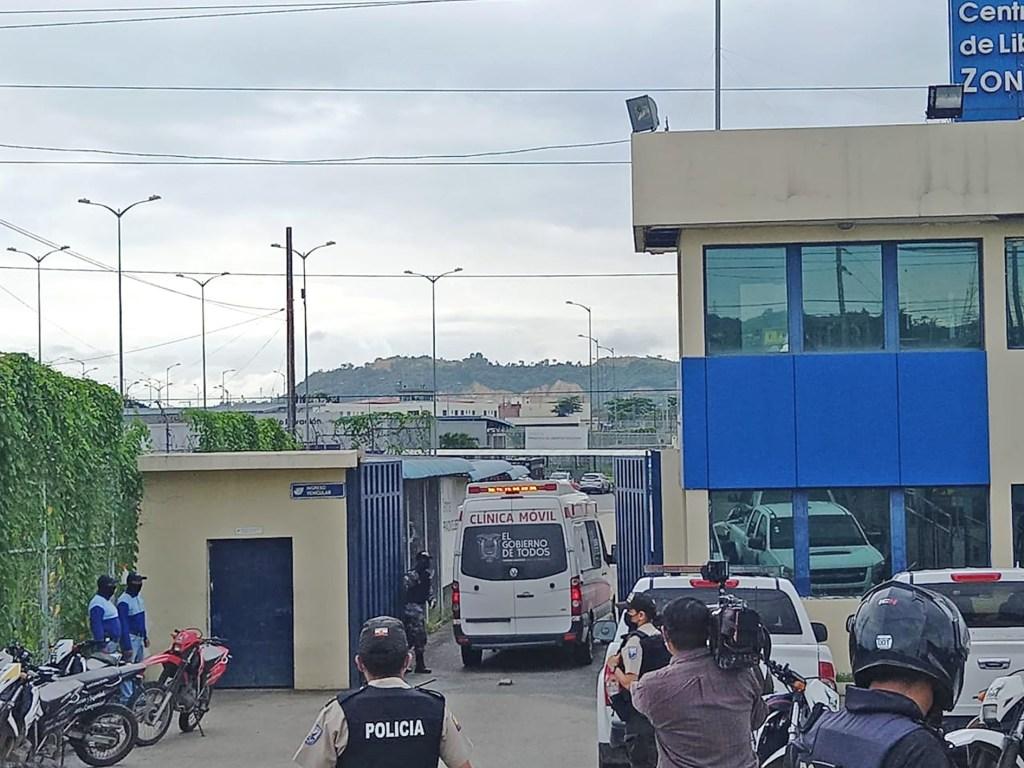 El 23 de febrero hubo amotinamientos en cuatro cárceles del país.