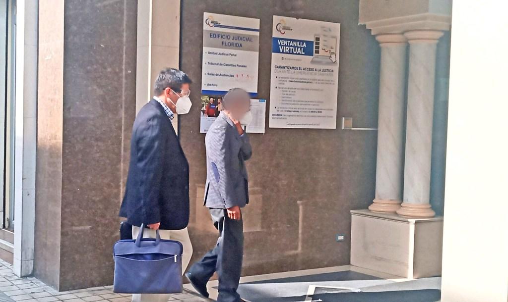 El fiscal Luis Silva Aguilar investiga el presunto homicidio.
