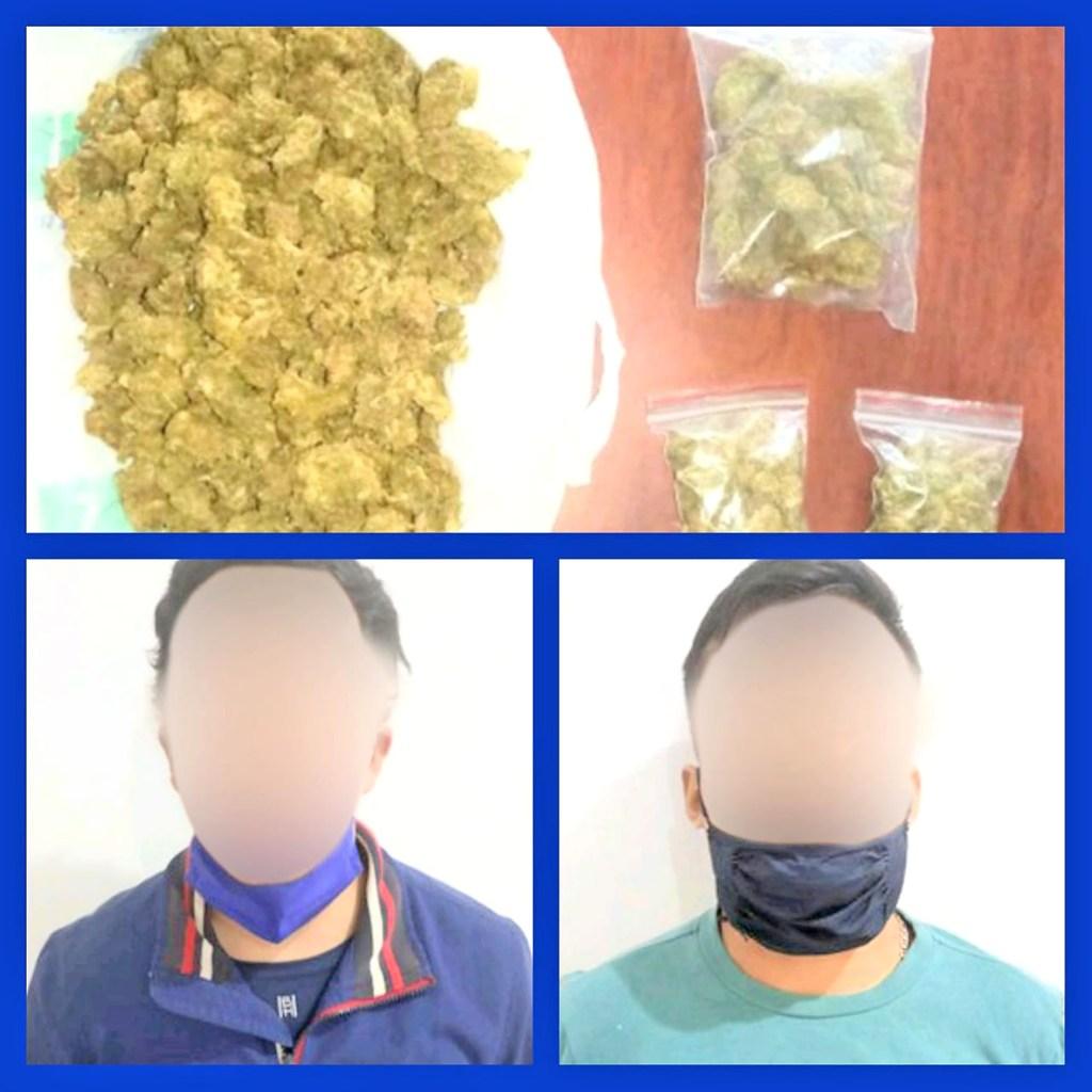 Los dos ciudadanos fueron detenidos el último miércoles.