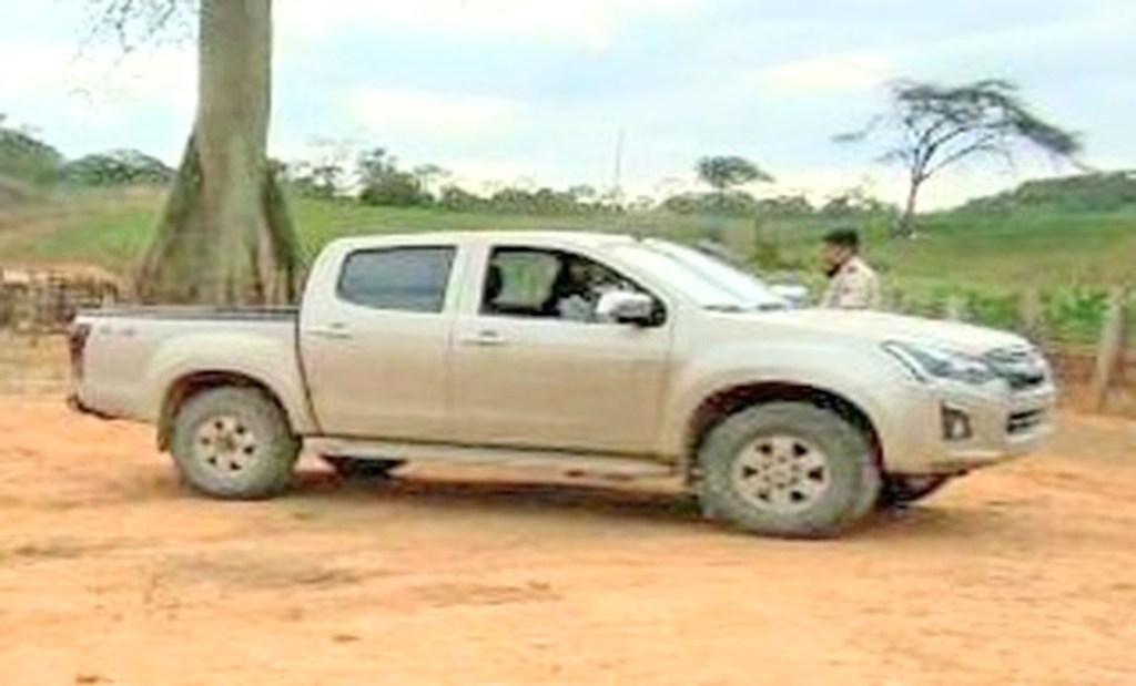 La Policía informó a la Fiscalía de El Oro que el vehículo fue encontrado.