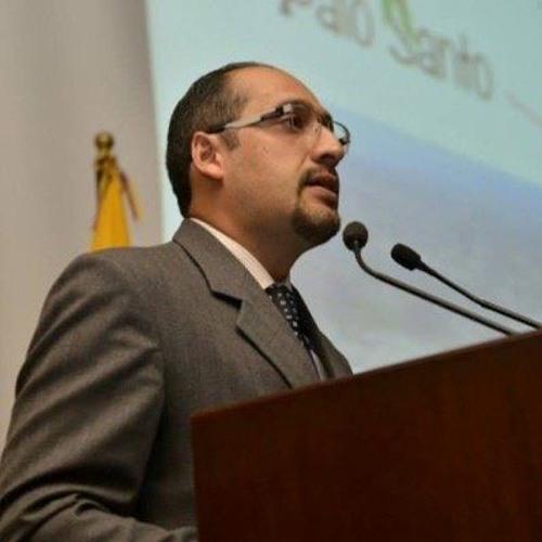 Diego Lara León también es director Ejecutivo de la Corporación Ferias de Loja.