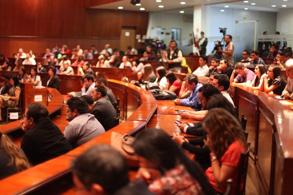 En la nueva Asamblea Nacional, Alianza PAIS no tendrá ningún representante.
