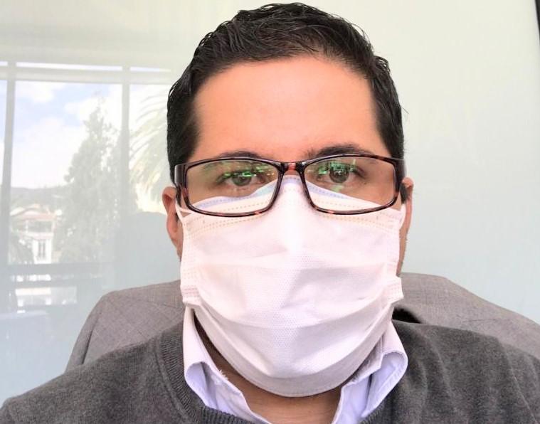 David Ochoa Ochoa indica que la fecha para la diligencia aún no se señala.