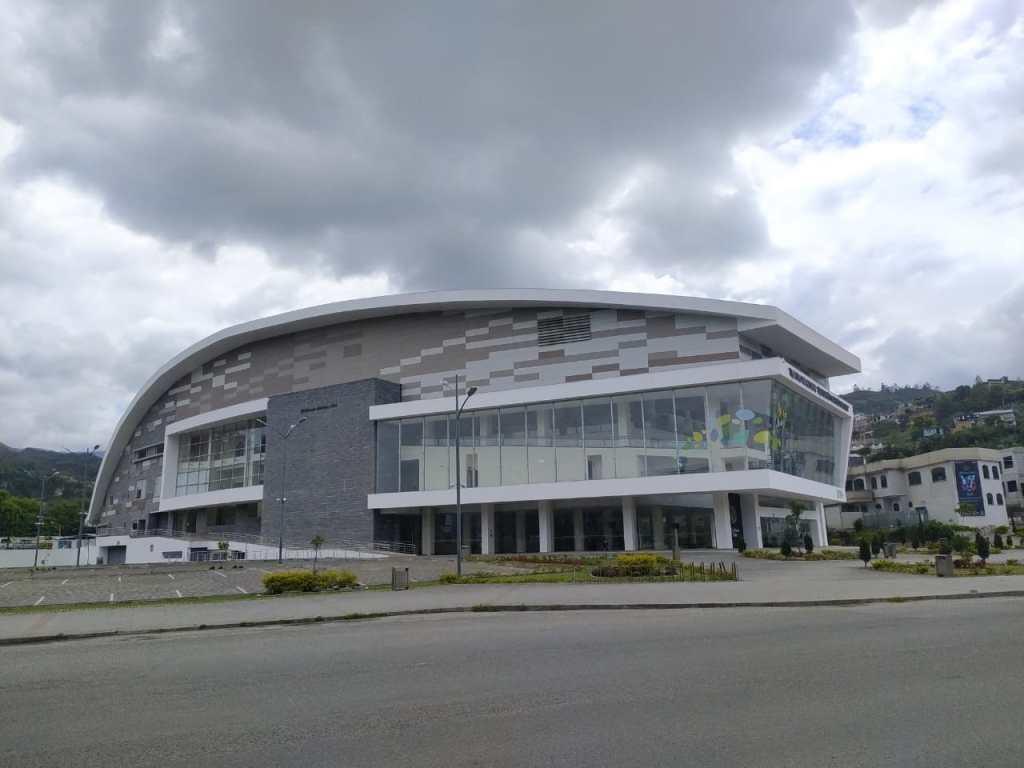 El Teatro Nacional Benjamín Carrión fue inaugurado en noviembre de 2016.