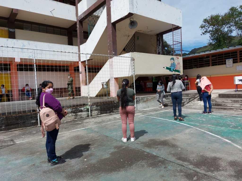 Parroquia, Vilcabamba, Malacatos, Loja, Elecciones, Normalidad