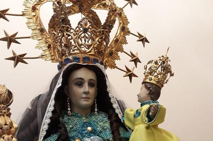 La Virgen, desde los aires, visitará las ciudades de Loja y Catamayo.