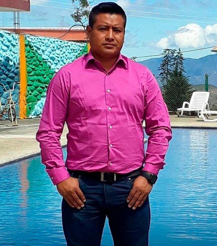 Ángel Calva es presidente de la Liga Cantonal de Calvas.