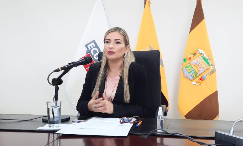 Viviana González Cervantes destacó el acercamiento de la entidad a la comunidad.