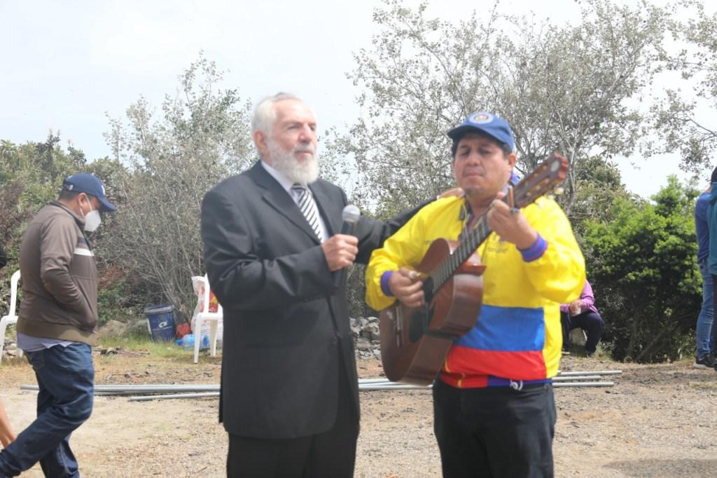 El dirigente político, Jacobo Bucaram, resaltó la trayectoria de la exprimera dama del Ecuador, Martha Bucaram de Roldós.