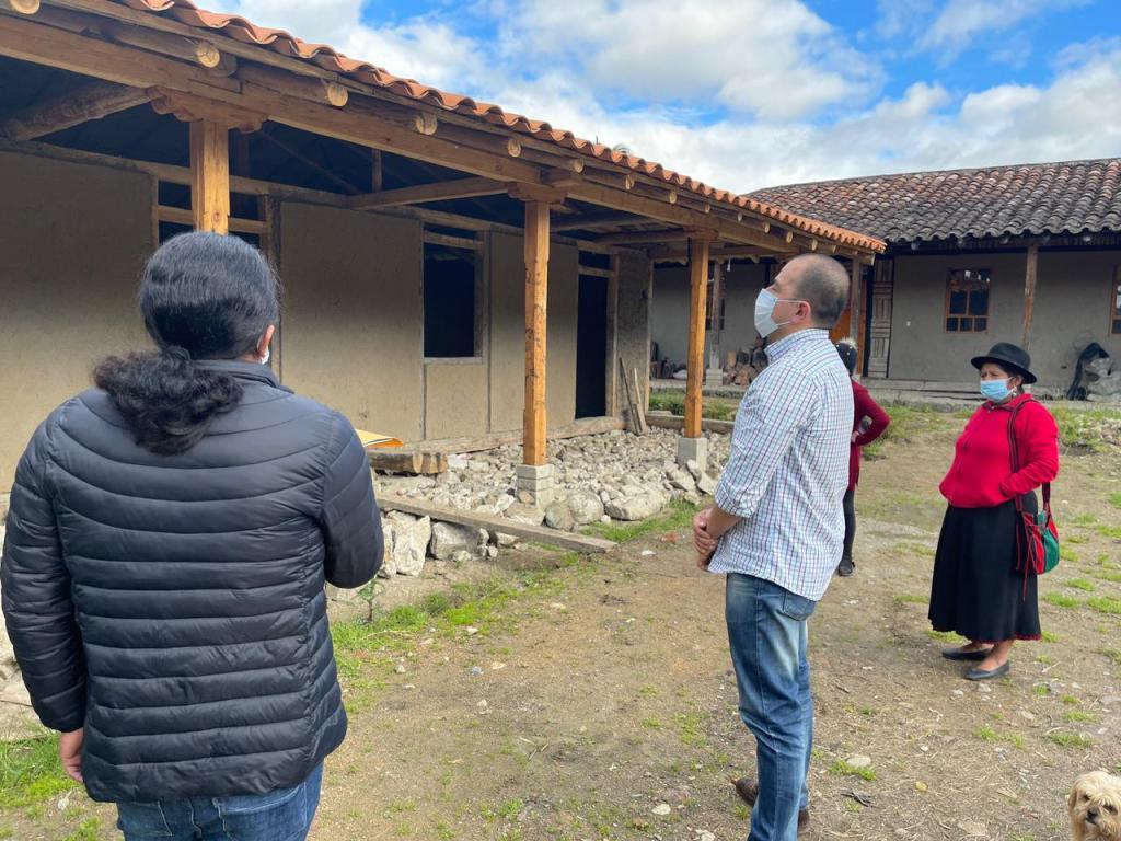La Casa de Benjamín Carrión lleva el arte a la comunidad.