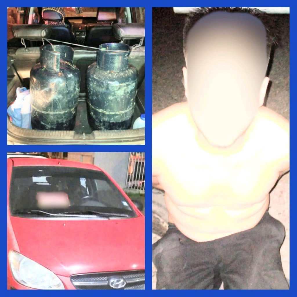 Los objetos robados están en el Centro de Acopio de Indicios y Evidencias (CAIE) de la Policía Judicial e Investigaciones de Loja.