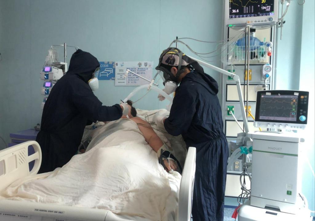 La atención continúa siendo diferenciada para los pacientes de triaje respiratorio.