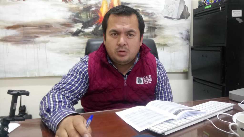 Julio Espinoza Bustamante, secretario General, asumirá la dirección de la CCE-L, en condición de subrogante, el próximo jueves 22 de julio.
