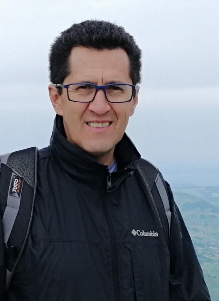 Iván Vélez Burneo, presidente de la Convenciontur.