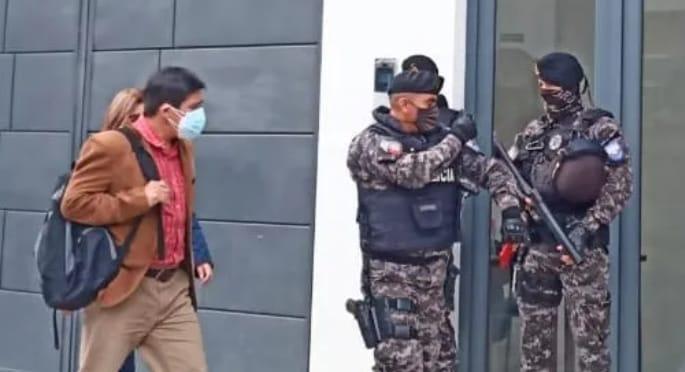 Luis Silva Aguilar es el fiscal que investiga ese presunto delito.