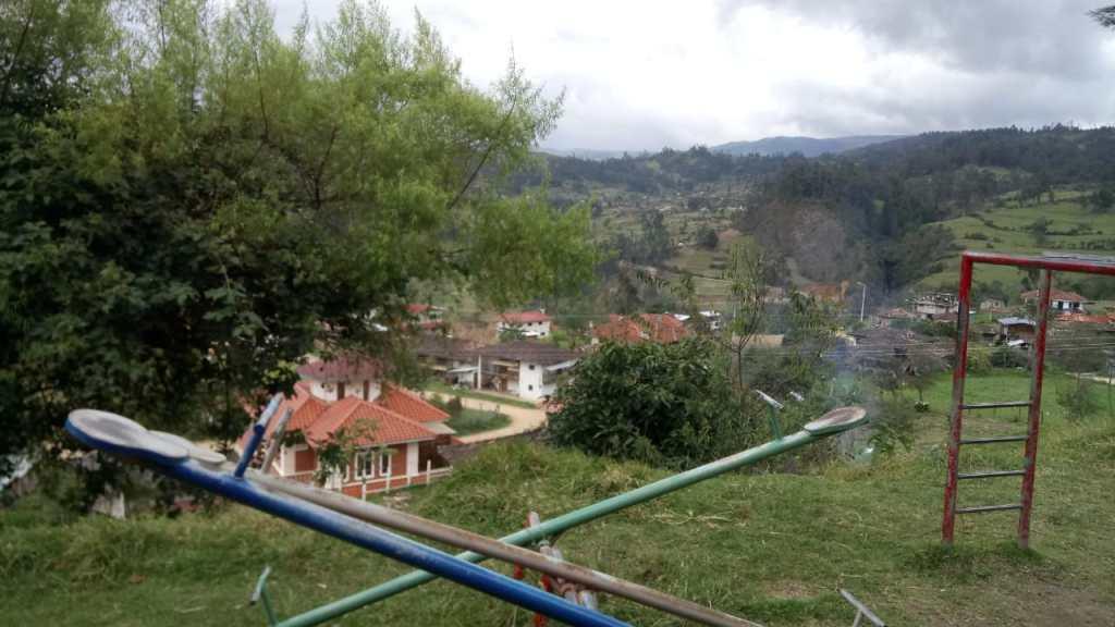 Oñacapac es una las comunidades que ha sufrido también el fenómeno de la migración.