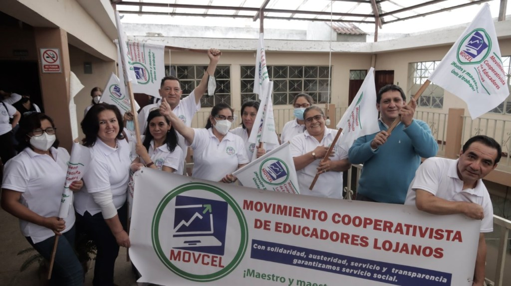 La inscripción de las candidaturas se cumplió la semana anterior, tras una marcha realizada por las calles de la ciudad.