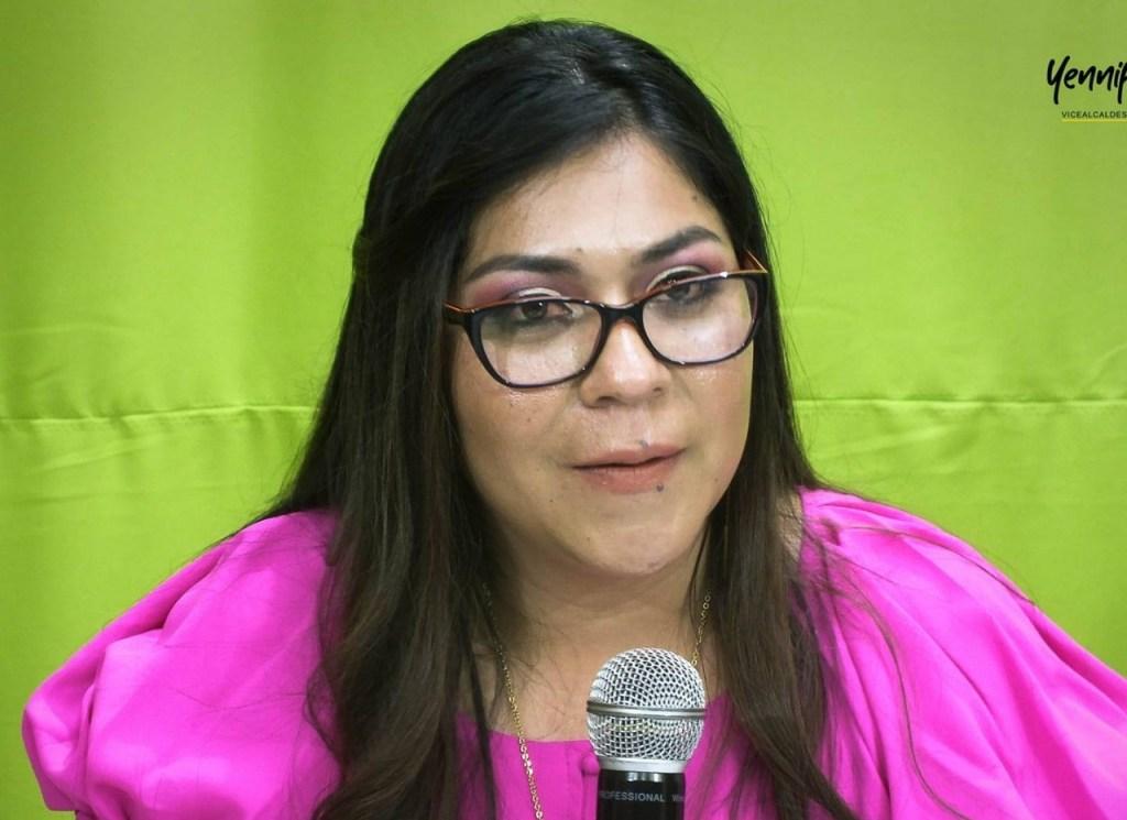 Yennifer López Córdova fue cesada en sus funciones hace aproximadamente seis meses.