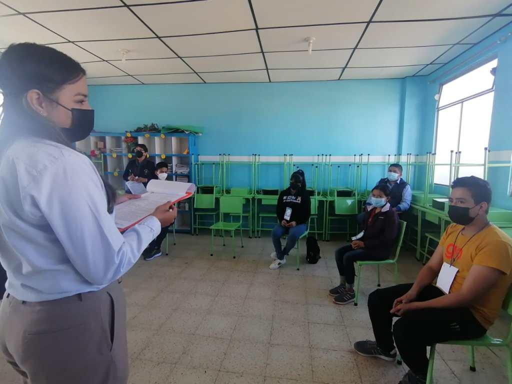La inauguración oficial se realizó en la Unidad Educativa Fiscomisional Educare.