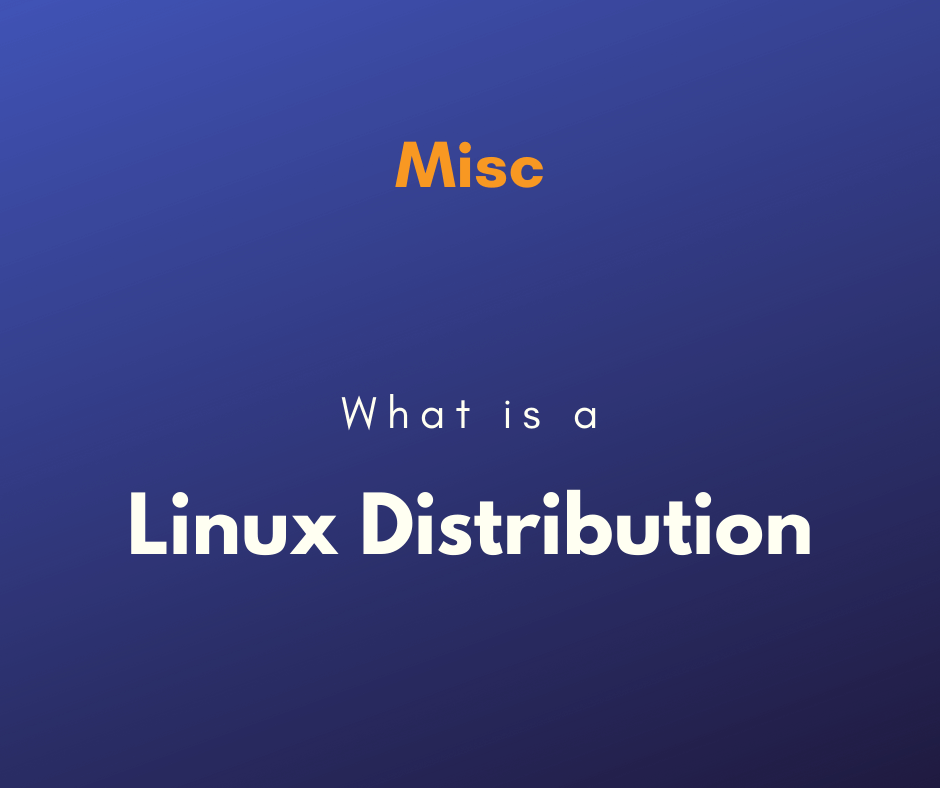 Linux distribution cover
