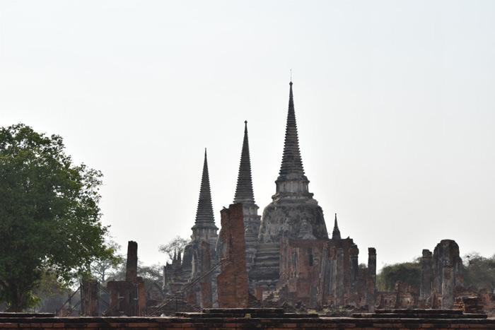 lugares interes tailandia Ayutthaya