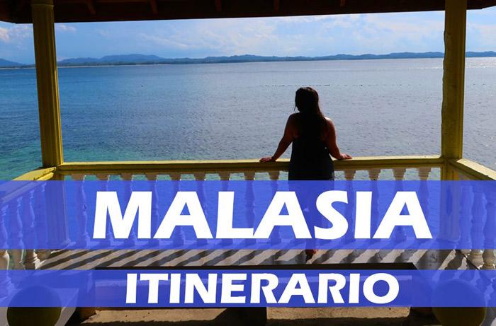Ruta de viaje por Malasia – El itinerario ideal