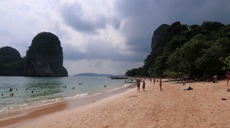 Railay Phra nang