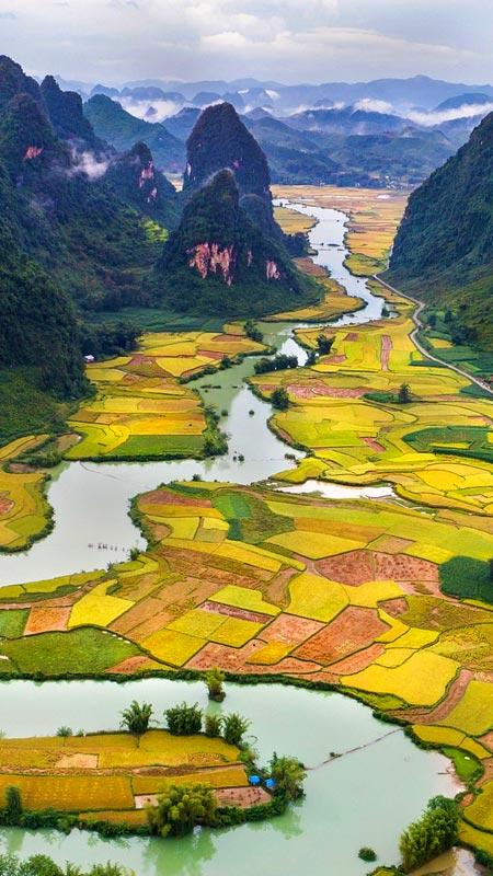 En grupo a Vietnam