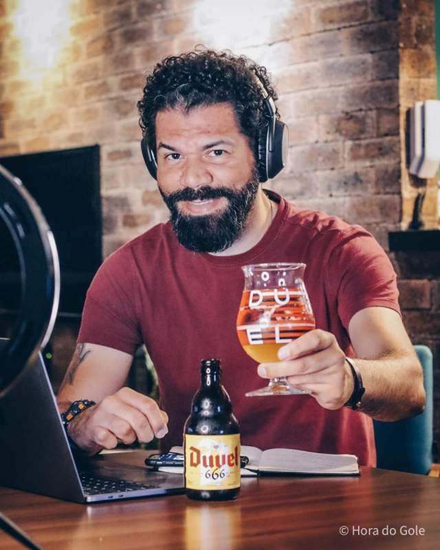 Podcast Hora do Gole