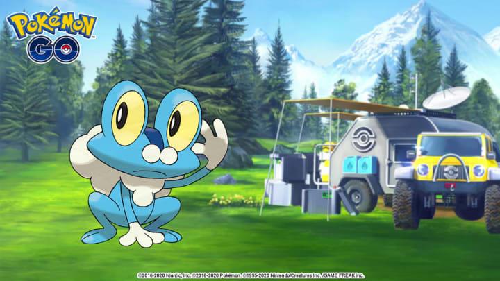 Froakie Shiny Pokemon GO: ¿Está disponible?