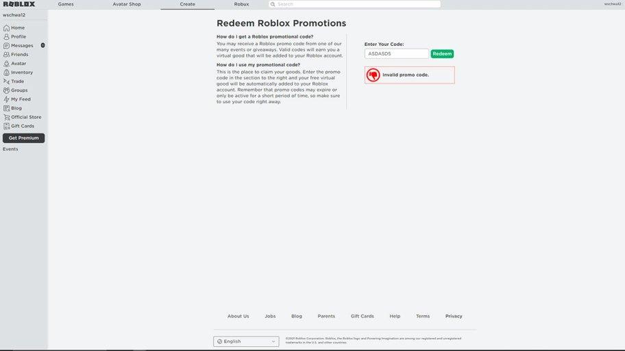 código-no-válido-roblox