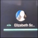 El video de tiktok viral de 'ELIZABETH ZOOM CLASS' porque se hizo viral la niña