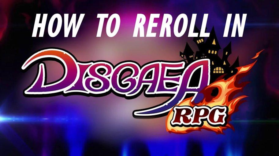 disgaea-reroll