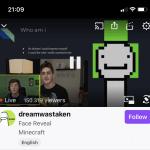 Dream face reveal – Quien es Dream Face o Danny gonzalez? es real su cara?