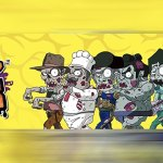 """Bandai Brings Invasion of """"Zombie World"""" to Mexico 
