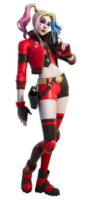 Harley Quinn Renacimiento Fortnite
