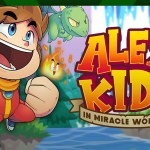 Alex Kidd in Miracle World DX is out now on Xbox