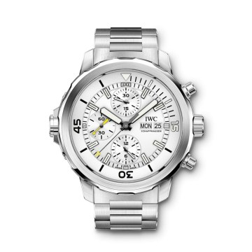 IWC Aquatimer Cronografo IW376802