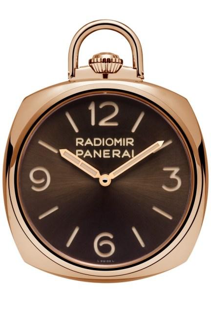 Pocket Watch 3 Days Oro Rosso