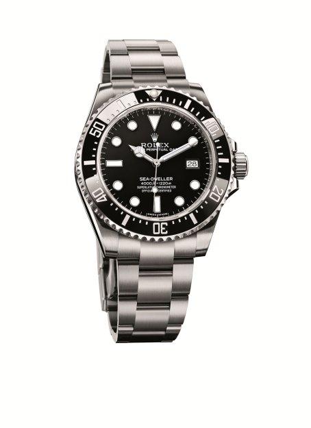 Rolex Oyster Perpetual Sea Dweller 4000