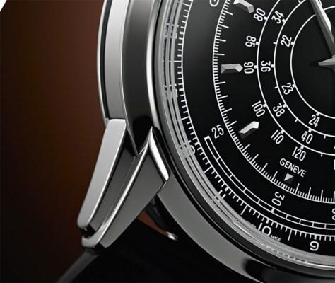 Patek Philippe Multi Scale Chronograph platino - asas