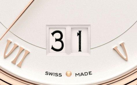 Blancpain Villeret Grand Date detalle