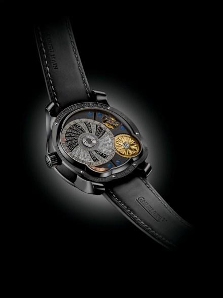 Greubel Forsey GMT Black reverso