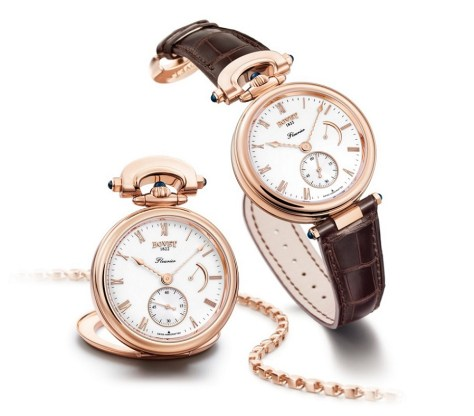 Bovet Amadeo Fleurier 43 mm