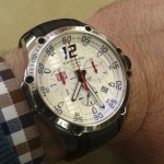 En la muñeca: Chopard Superfast Chrono Porsche 919 Edition