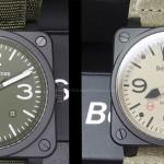 Los relojes militares de Bell & Ross: fotos en vivo y precios